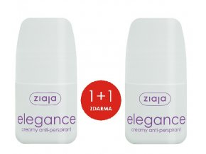 1+1ZDARMA Antiperspirant Elegance 60ml + Antiperspirant Elegenace 60ml