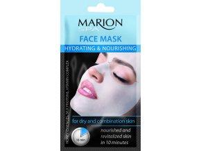 Marion Hydratační A Vyživující Pleťová Maska 15´ml