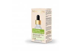 Marion Vitaminové Revitalizační Pleťové Sérum 20 ml