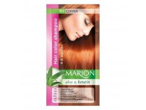 marion tónovací šampon 91 copper