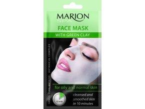 Maska Se Zeleným Jílem 20g