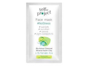 selfie project  pleťová maskaNostress 10 ml