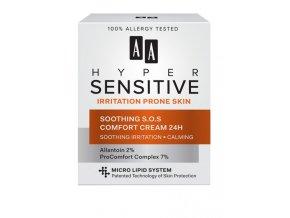 AA AA Hypersensitive Soothing SOS Comfort Cream new 428x570