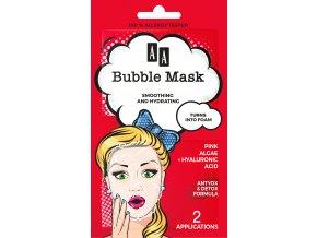 Oceanic AA bubble mask alga czerwona front