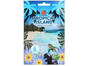 Marion Tropical Island Phuket Paradise Antyoksydacyjna Maska Na Tkaninie mini