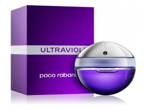 paco rabanne ultraviolet parfemovana voda pro zeny 25