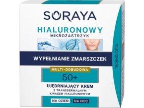 Soraya Soraya Hialuronowy Mikrozastrzyk 50 Krem na dzien i na noc 50ml 28770113 0 350 350