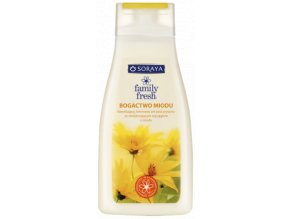 OS02111 7310614369602 Family Fresh Sprchový gel s medem 1000ml