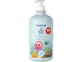 OS02112 7310614392709 Family Fresh Sprchový gel a šampon 2v1 pro děti s extr. z ovsa 1000ml