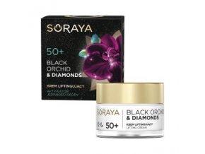 5901045081274 wiz 2019 Black Orchid Diamonds 50 krem LIFTING 320x320