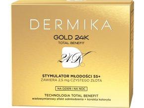 OD00602 WIZ 2016 GOLD24k 55+ DZIEN NOC box 212322