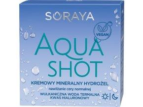 5901045082424 5 WIZ 2019 Aquashot kremowy hydro gel normalna box 292337