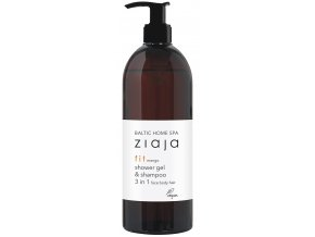 16231 BALTIC HOME SPA FIT SHOWER GEL AND SHAMPOO 3 IN 1