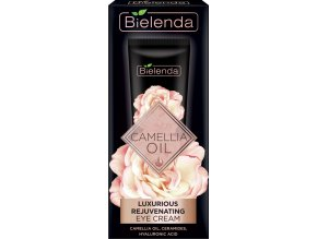 50690 CAMELLIA OIL Luxurious rejuvenating eye cream 15 ml (EXP) BOX
