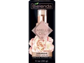 50573 CAMELLIA OIL Luxurious face serum 30 g (EXP ROSS) BOX