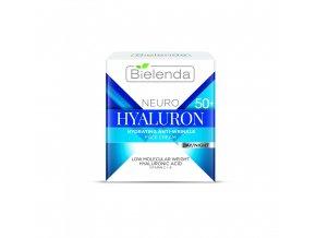 BIE 01028 cz eksport HYALURON krem BOX 50+ copy