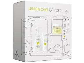 5901887050094 ZIAJA Lemon cake Vánoční balíček 3ks 50237