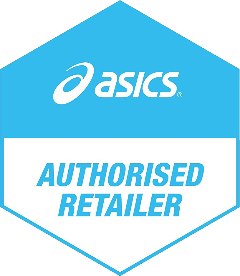 Asics Authorised retailer