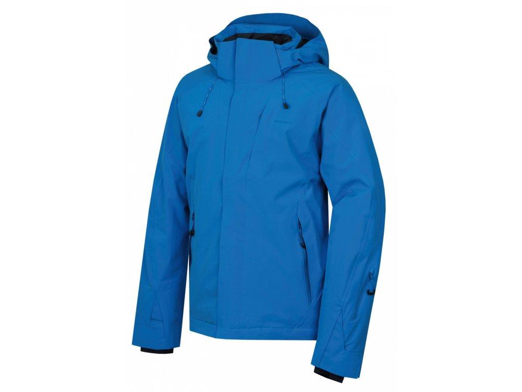Pánská lyžařská bunda Nopi M modrá  Dárek v hodnotě 199,- zdarma