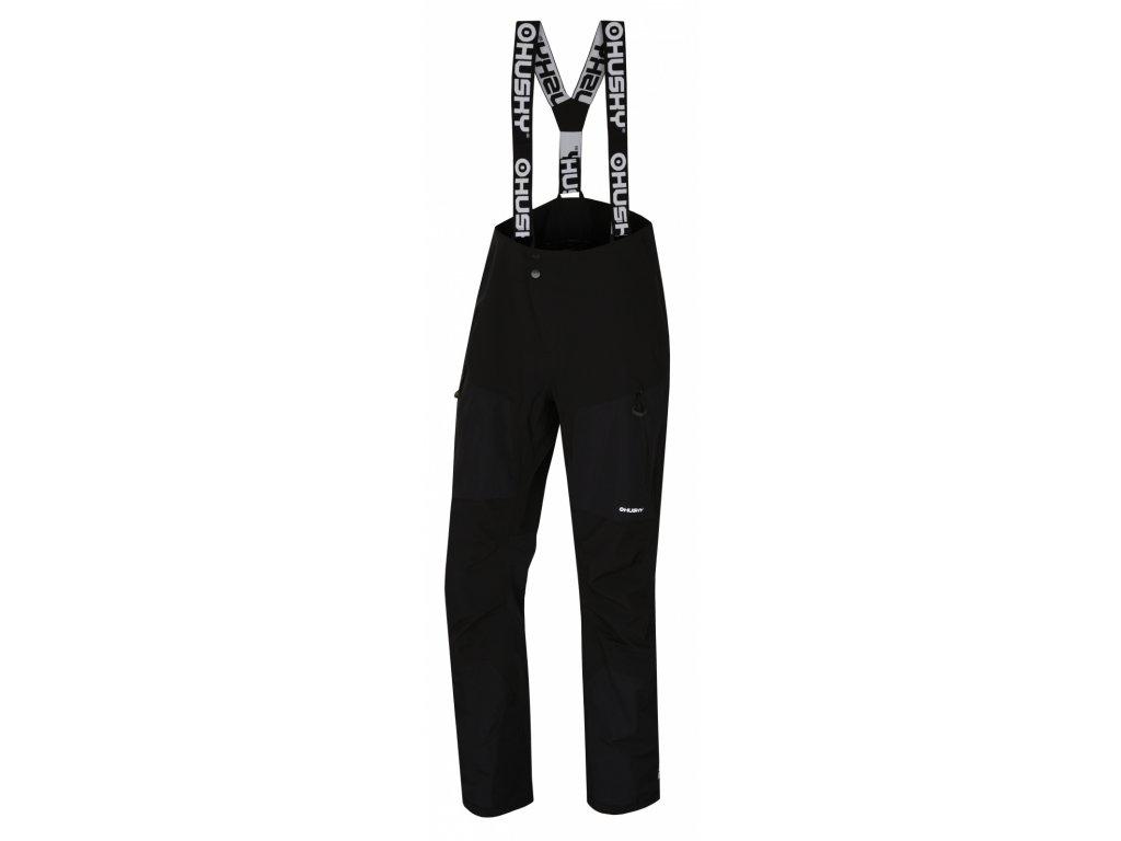 Dámské hardshell kalhoty Komly L černá  Dárek v hodnotě 199,- zdarma