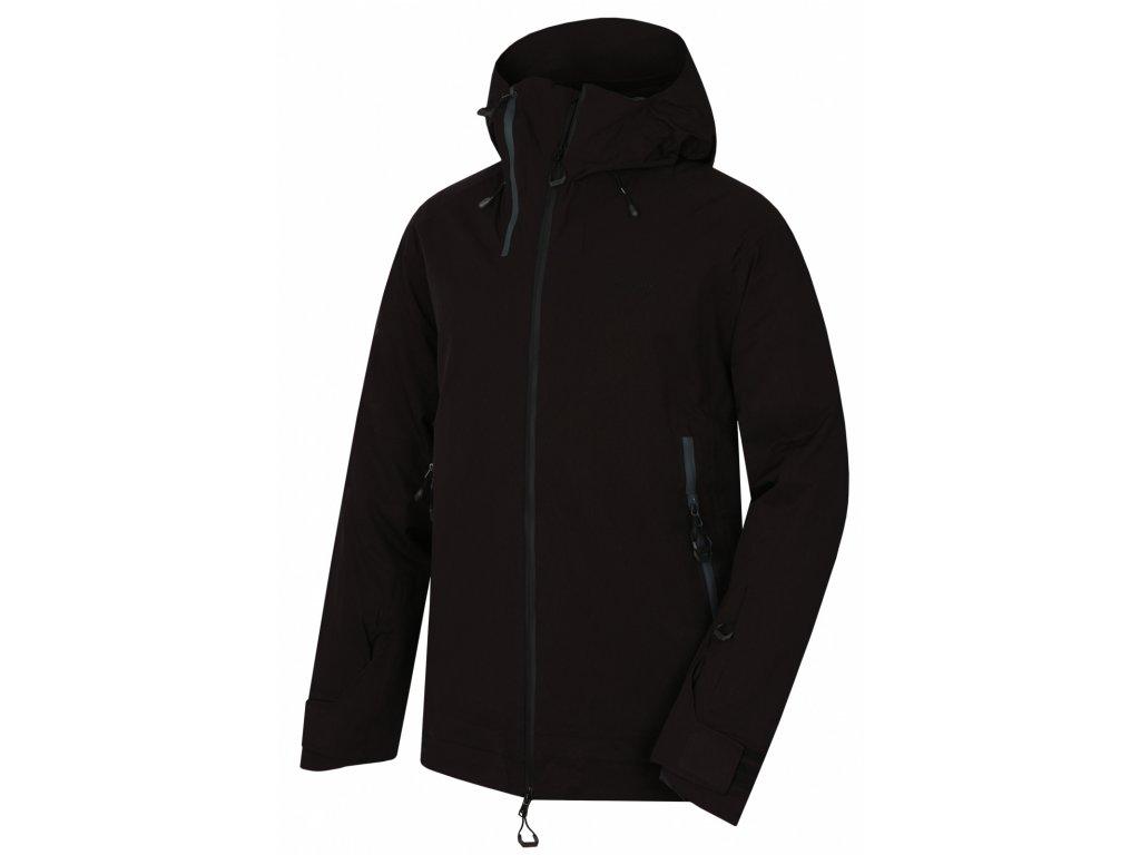 Pánská lyžařská bunda Gambola M černá  Dárek v hodnotě 199,- zdarma