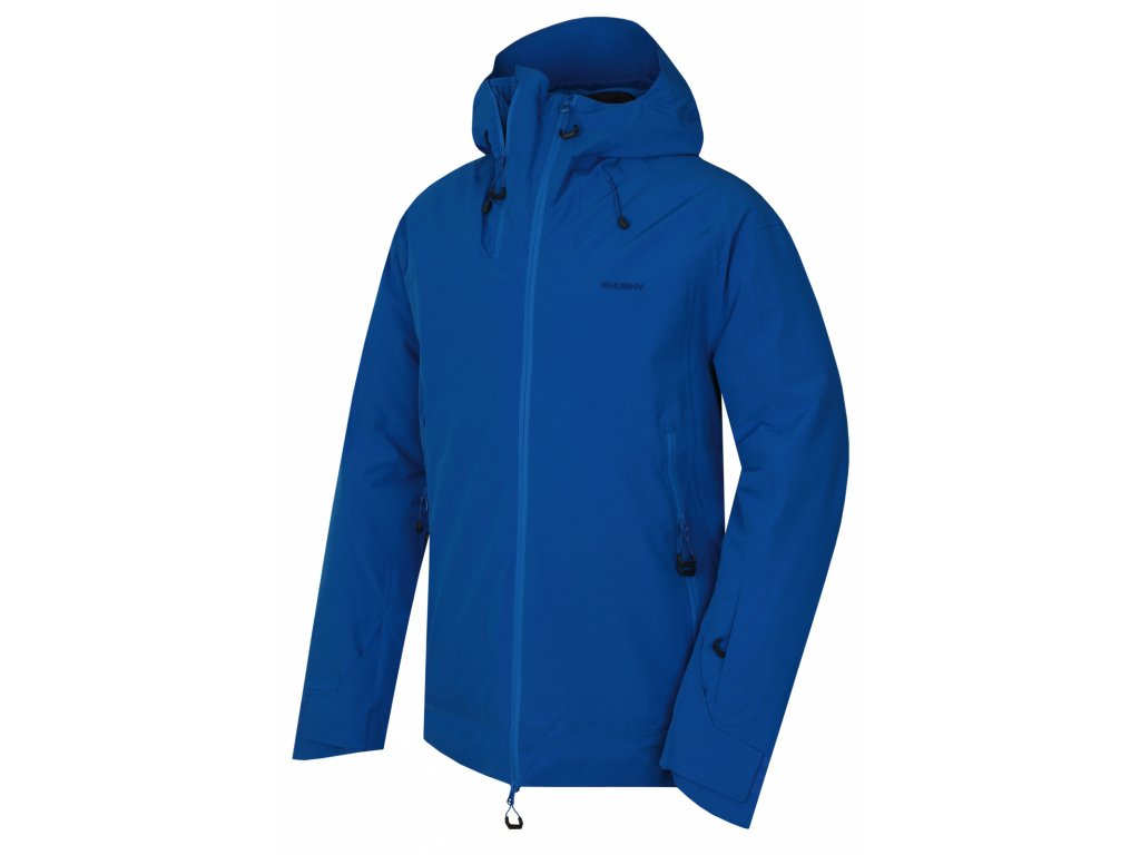 Pánská lyžařská bunda Gambola M modrá  Dárek v hodnotě 199,- zdarma