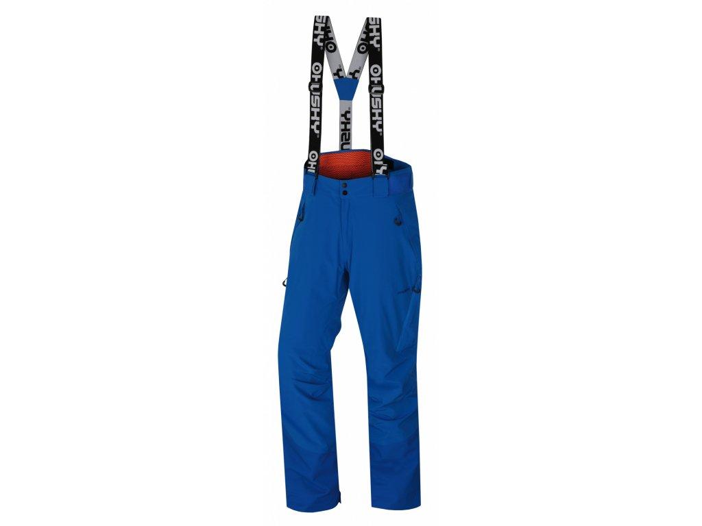 Pánské lyžařské kalhoty Mitaly M modrá  Dárek v hodnotě 199,- zdarma