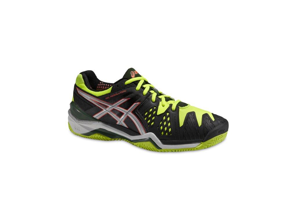 Asics GEL RESOLUTION 6 clay, pánská tenisová obuv