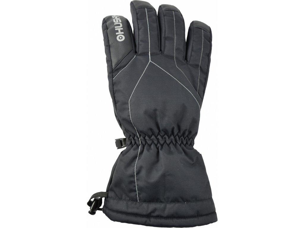 Pánské rukavice Extry černá