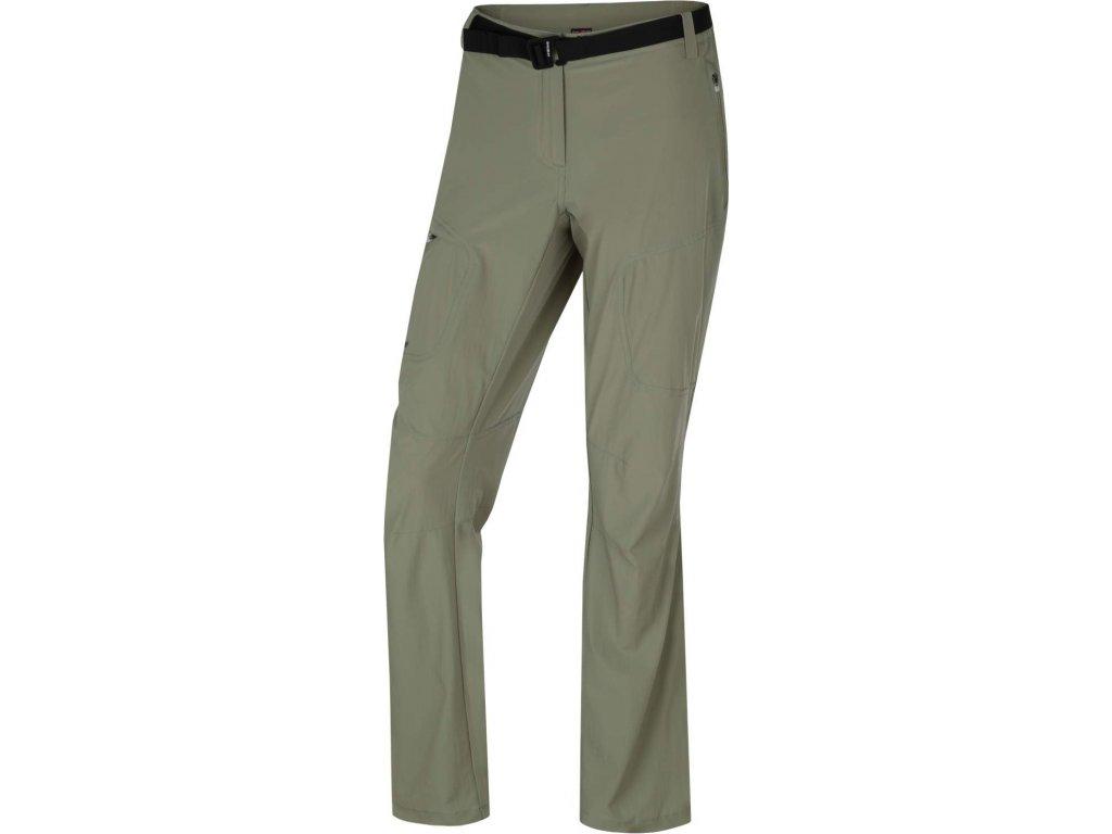 Dámské outdoor kalhoty Keasy L khaki