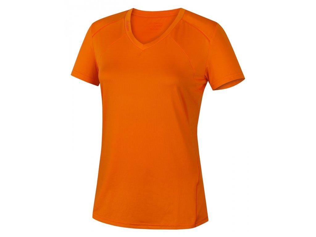 Dámské triko Telly L lososová