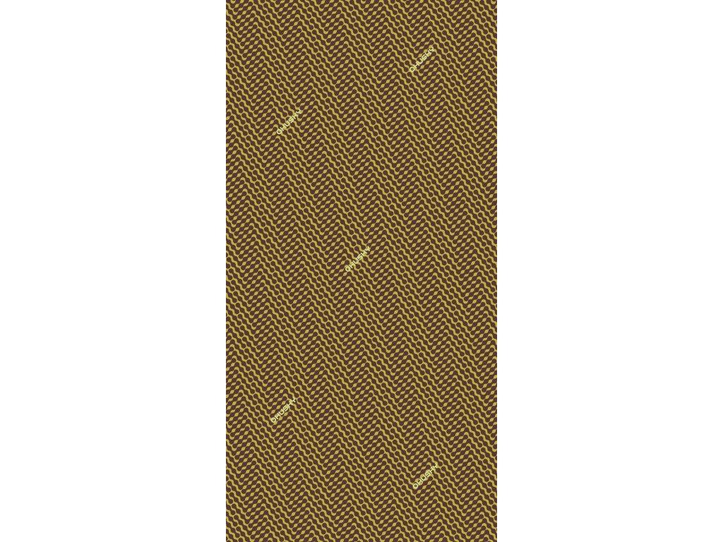 multifunkční šátek Procool žlutá