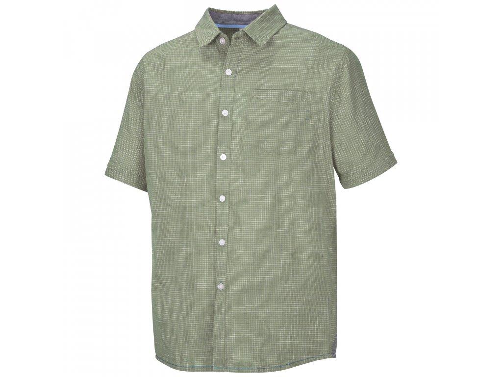 Pánská košile Grimy M khaki