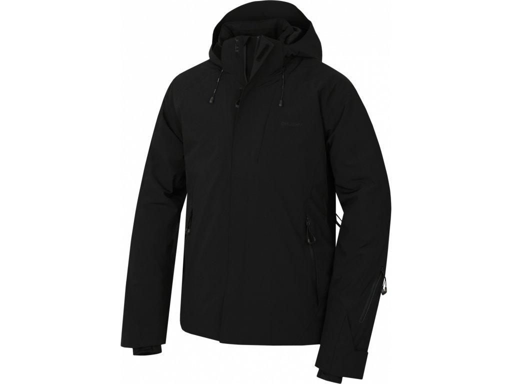 Pánská lyžařská bunda Gopa M černá