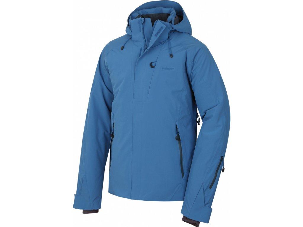 Pánská lyžařská bunda Gopa M tm. modrá
