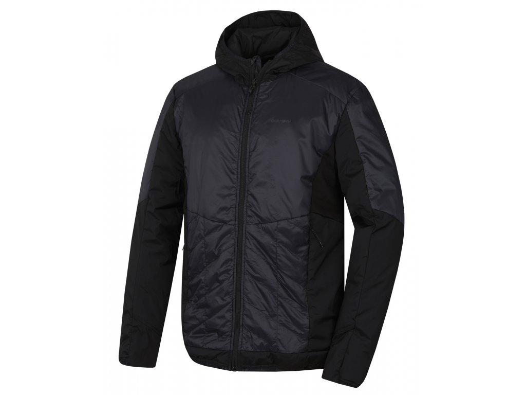 Pánská outdoorová bunda Natie M černá