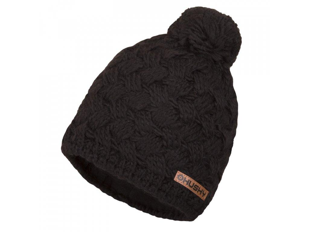 Dámská čepice Cap 15 černá