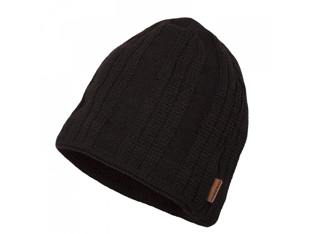 Pánská čepice Cap 18 černá