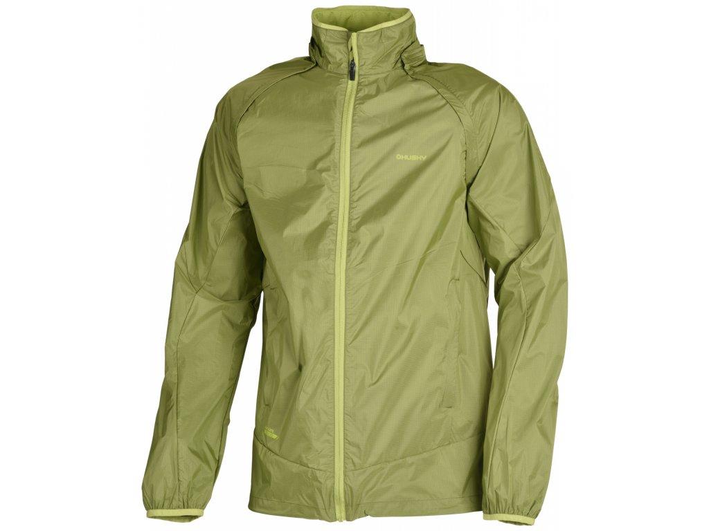 Pánská outdoor bunda Nolen M zelená