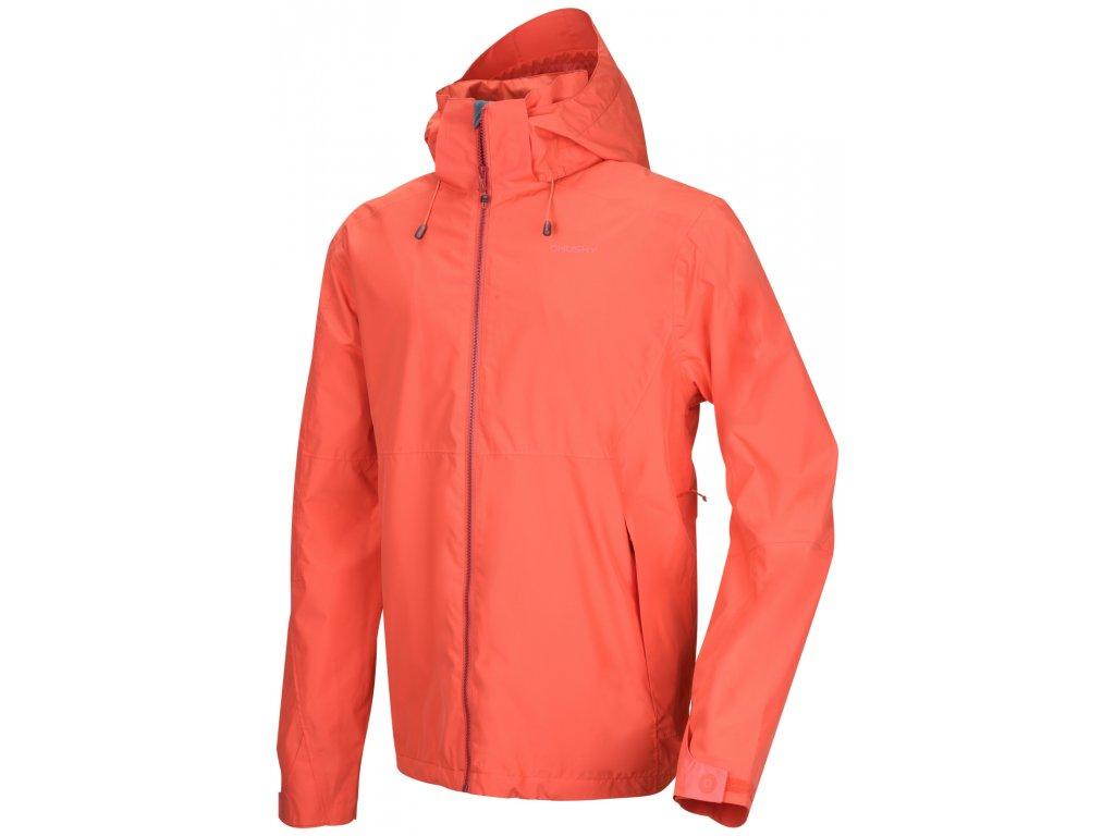 Pánská outdoor bunda Nelory M červená