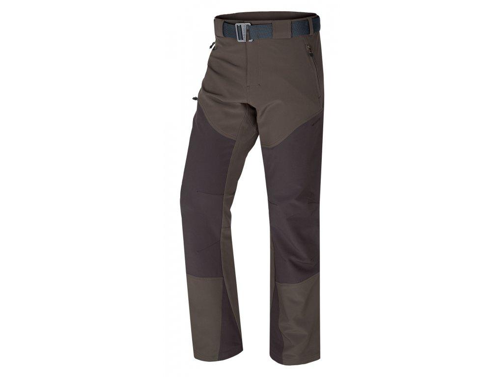 Pánské outdoor kalhoty Keiry M tm. kámen