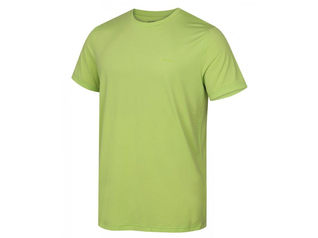 Pánské triko Tonie M sv. zelená