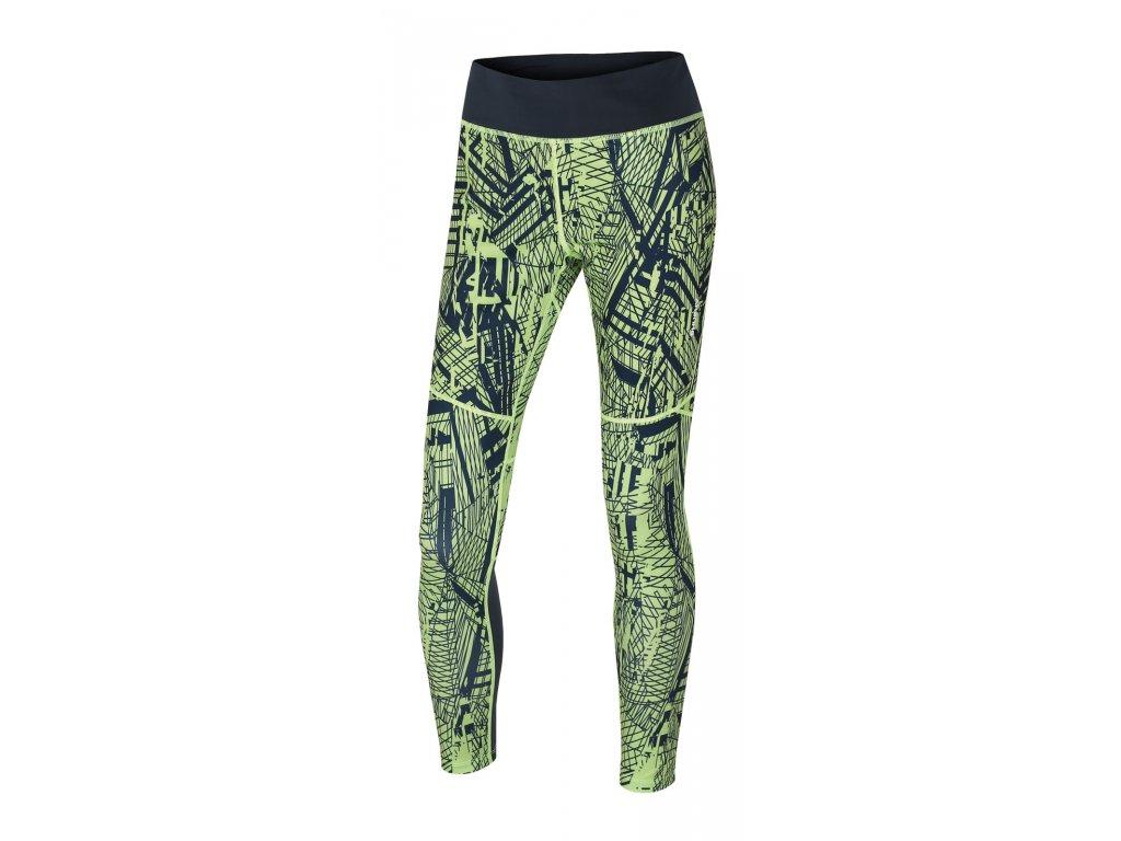 Dámské sportovní kalhoty Darby Long L sv. zelená