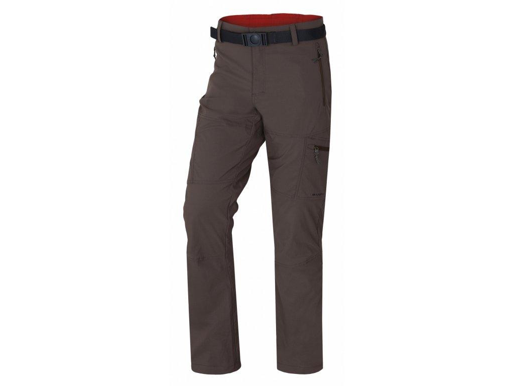 Pánské outdoor kalhoty Kauby M tm. kámen