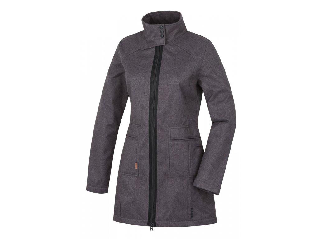 Dámský softshellový kabátek Sivien L černá