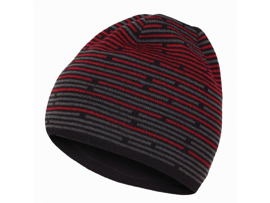 Pánská čepice Cap 2 červená