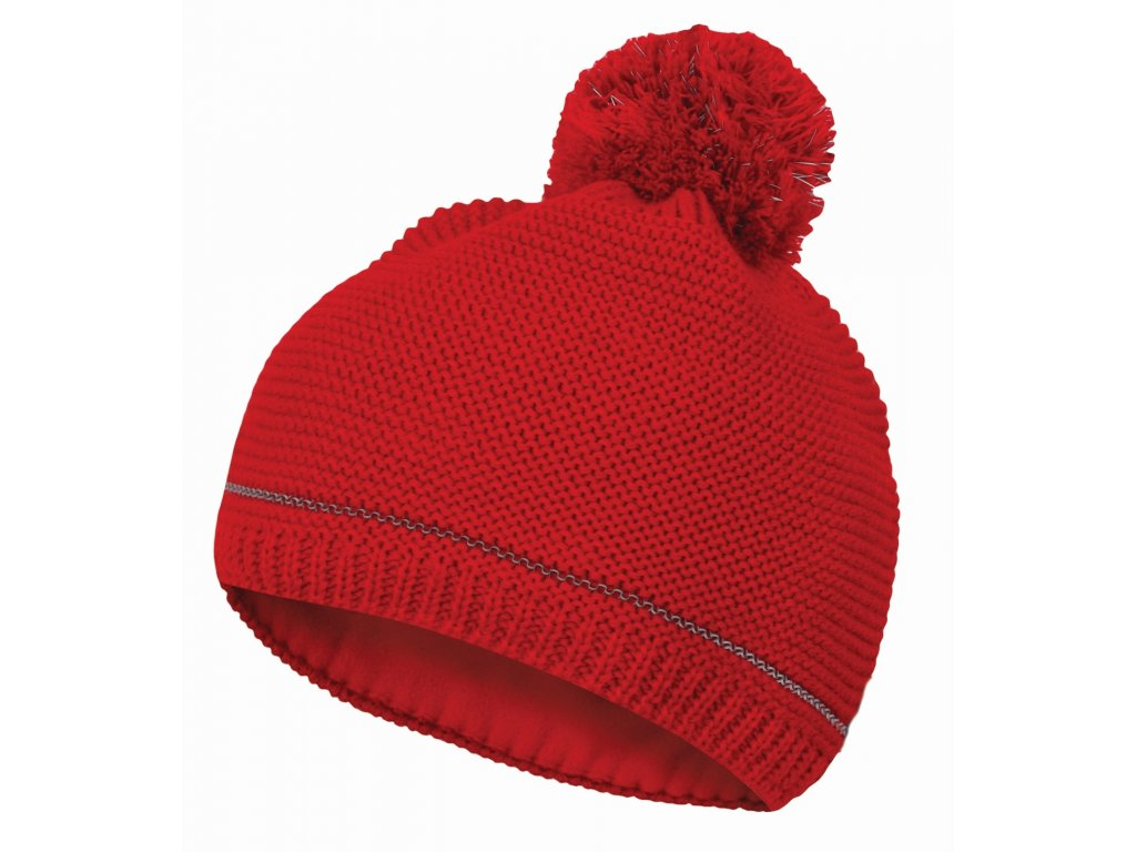 Dámská čepice Cap 11 červená