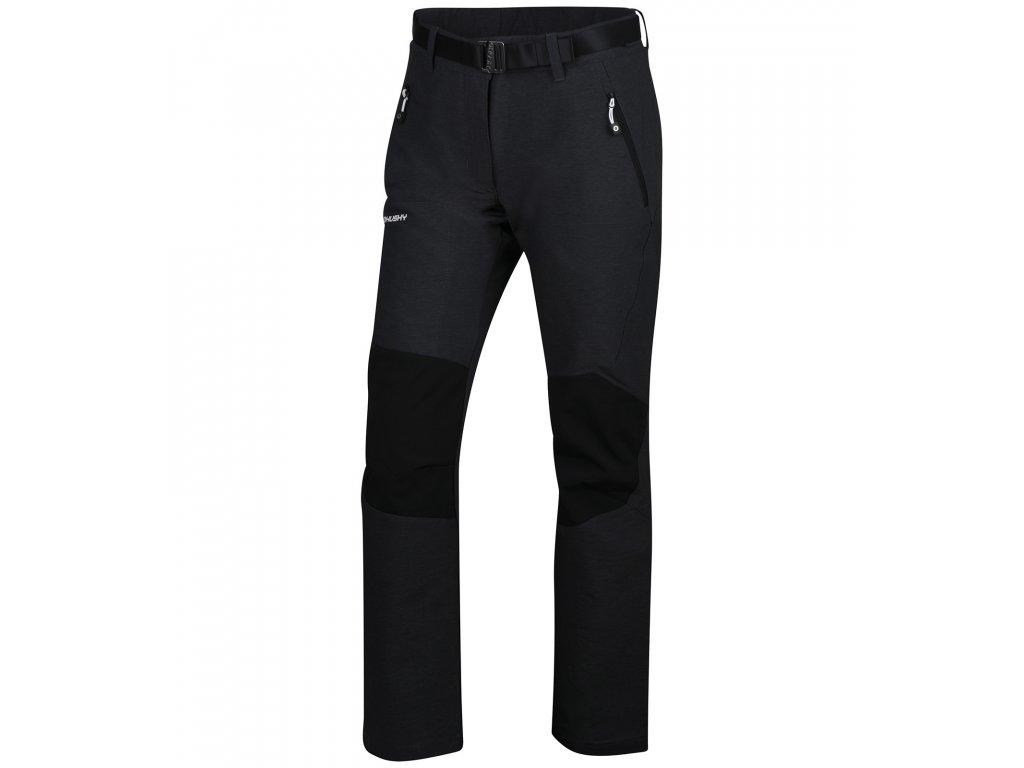 Dámské outdoor kalhoty Klass L černá  Dárek v hodnotě 199,- zdarma