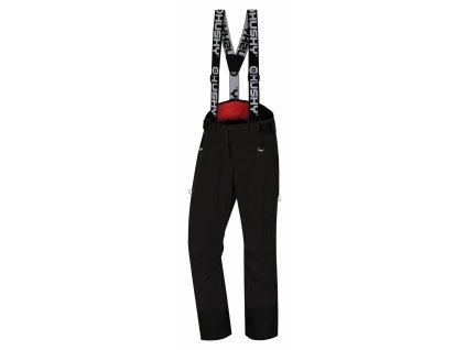 Dámské lyžařské kalhoty Mitaly L černá  Dárek v hodnotě 199,- zdarma