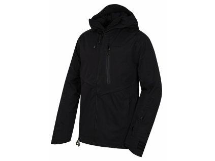Pánská lyžařská bunda Mistral M černá  Dárek v hodnotě 199,- zdarma